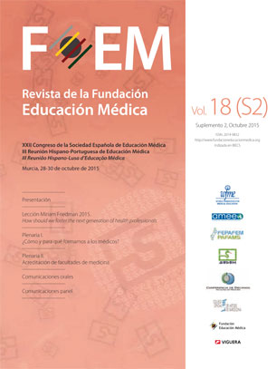 Revista Educaci�n M�dica